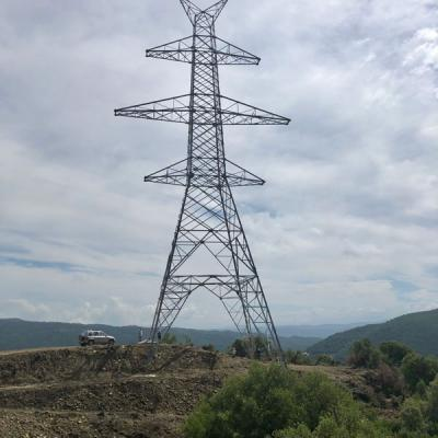 Lattice Towers For Power Transmssion Lines 4