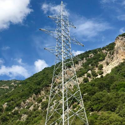 Lattice Towers For Power Transmssion Lines 6