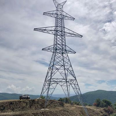 Lattice Towers For Power Transmssion Lines 7